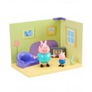 Peppa Pig Cenários Da Peppa Sala - Sunny 2303