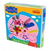 Peppa Pig Massinha de Modelar Mega Kit da Peppa - Sunny 1851