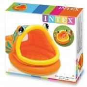 Piscina Infantil com Cobertura 53 L Peixinho  - Intex 57109