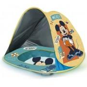 Piscina  Infantil De Praia Com Cobertura Uv Mickey- Zippy Toys
