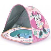 Piscina Infantil De Praia Com Cobertura Uv Minnie - Zippy Toys