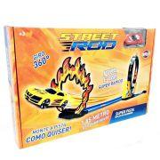 Pista De Corrida Street Rod Looping 14 Peças - Toyng