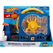 Pista Hot Wheels Fuja do Banco Mattel FNB15