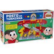Posto Infantil De Brinquedo Turma Da Monica  Rossita