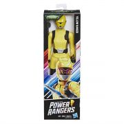 Power Rangers Boneco Figura Ranger Amarelo - Hasbro E5914
