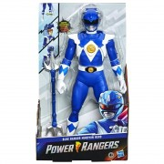 Power Rangers Boneco Ranger Azul 30cm Morphin Hero - Hasbro