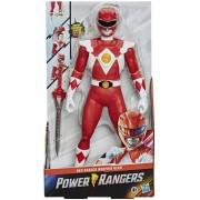 Power Rangers Boneco Ranger Vermelho Morphin Hero - Hasbro