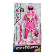 Power Rangers Boneco Ranger Rosa Morphin Hero - Hasbro
