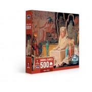 Quebra Cabeça Egito Antigo 500 Peças - Toyster 2692