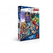 Quebra Cabeça Os Vingadores 100 Peças - Toyster