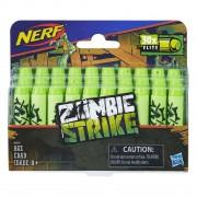 Refil Nerf Zombie Strike Com 30 Dardos - Hasbro A4570