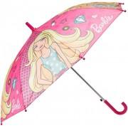 Sombrinha Infantil Top Barbie Rosa - Brizi
