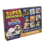 Super Memoria Funny Dogs - Grow 03935
