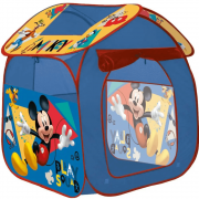 Tenda Barraca Portátil Cabana Infantil Casa Mickey - Zippy