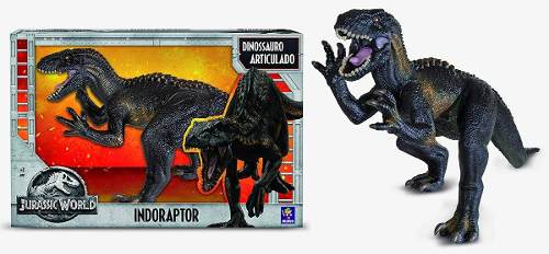 Jurassic World Dinossauro Indoraptor - Mimo 0752
