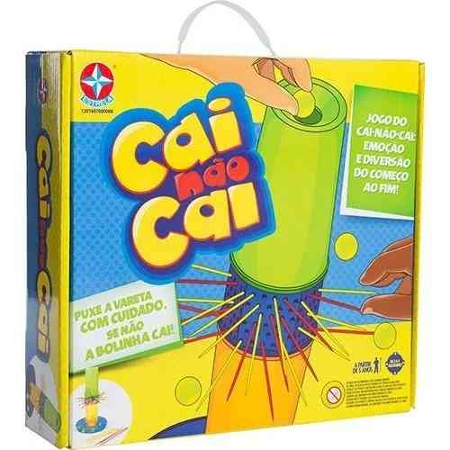 Jogo Cai Não Cai - Estrela FULL F