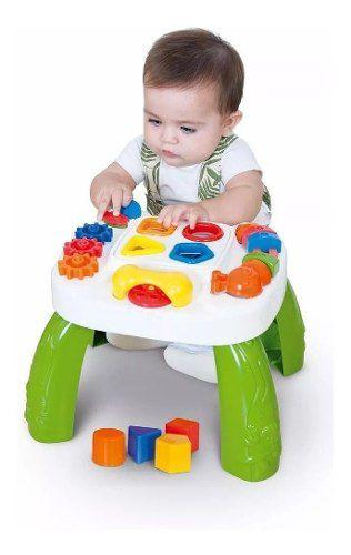 Mesa Play Infantil Didatica Criança Play Time Cotiplas 1996 FULL
