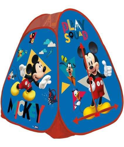 Barraca Do Mickey Tenda Portátil Pop-up Infantil -zippy 6377 FULL