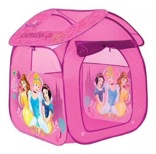 Barraca Casa Das Princesas Rosa - Zippy Toys 3864 FULL