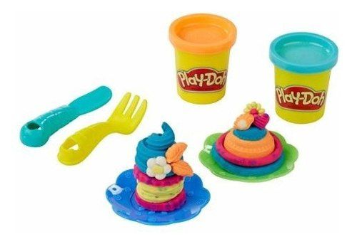 Play Doh Conjunto Massinha Festa Dos Bolos - B3399 FULL