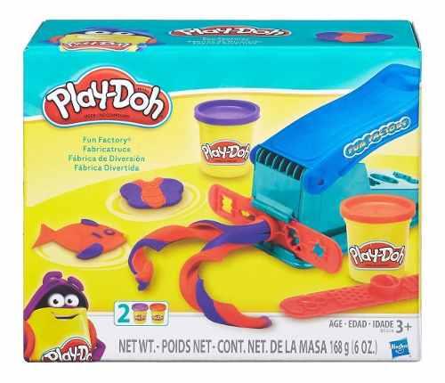 Play-doh Massinha Fabrica Divertida - Hasbro B5554 FULL