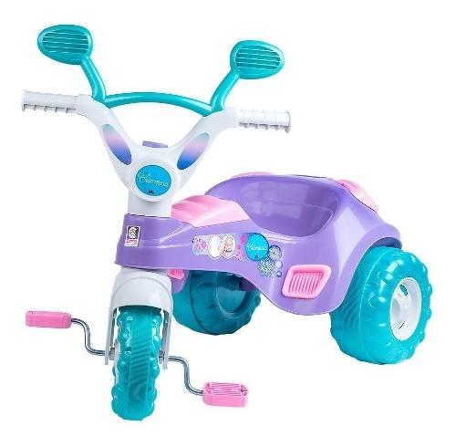 Triciclo Infantil Charmosa Cotiplásn FULL