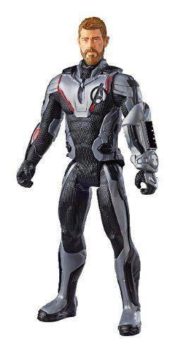 Boneco Thor Vingadores Ultimato Titan Hero - Hasbro E3921 FULL