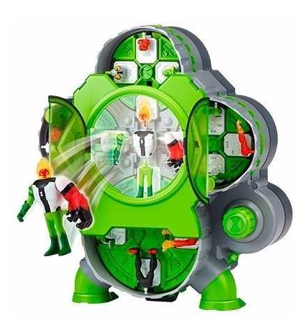 Brinquedo Ben 10 Camara De Criação Alien - Sunny 1793 FULL