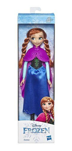 Boneca Frozen 2 Anna 26cm E5512 - Hasbro FULL