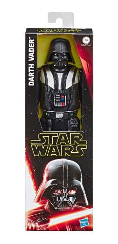 Boneco Darth Vader Star Wars Hasbro - E3405 FULL