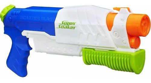 LNerf Arma Lançadora De Água Soa Scatter - Hasbro A5832 FULL