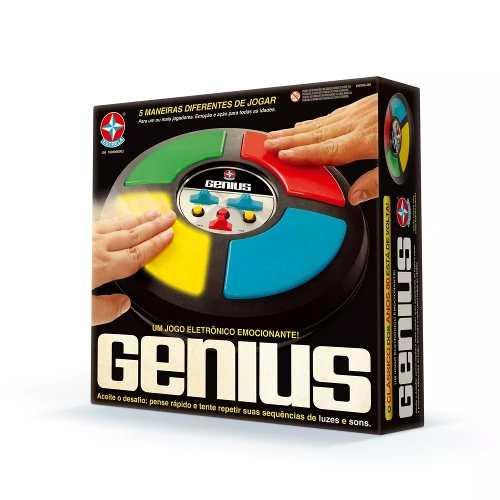 Jogo Genius Original - Estrela FULL