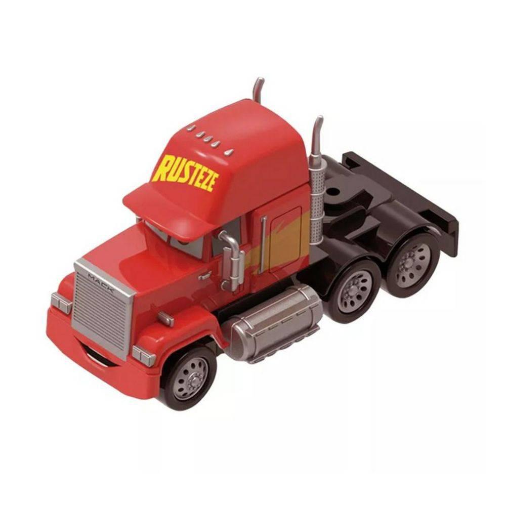 32856 Disney Carros Caminhão De Fricção Mack
