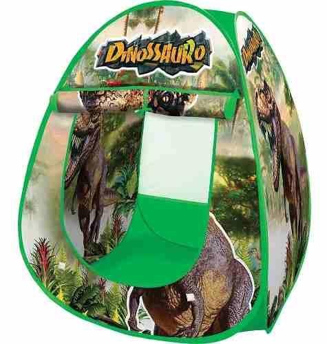 Barraca Infantil Portátil Dinossauro Menino - Dm Toys
