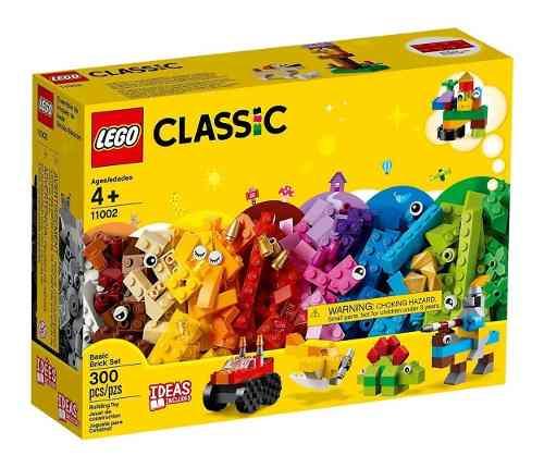 Lego Classic Conjunto De Peças Básicas 300 Peças FULL