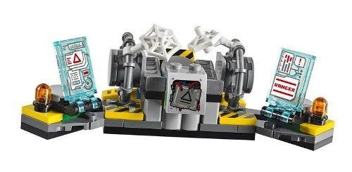 Lego Homem Aranha - A Moto Do Homem-aranha 235 Peças