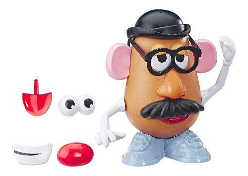 Bonecos Sr. E Sra Cabeça De Batata Toy Story - Hasbro E3069