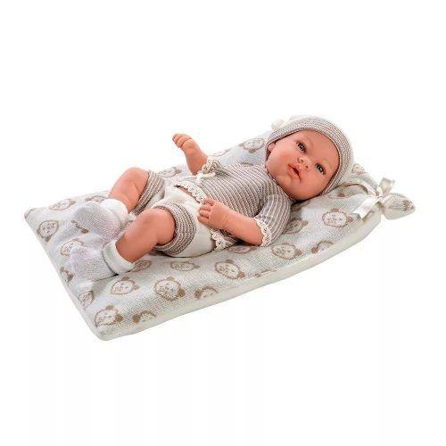 Boneco Elegance - Baby Rick - Babybrink