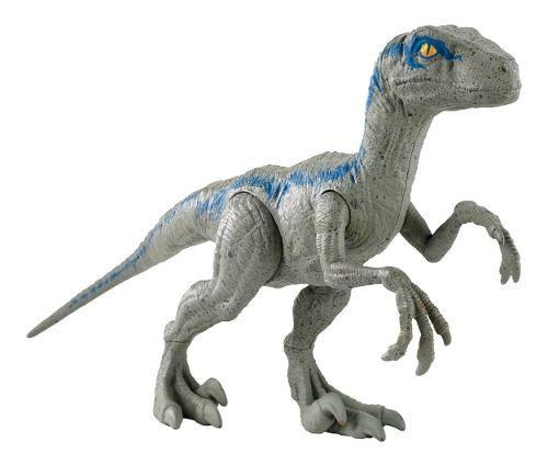 Jurassic World Dinossauro Blue Velociraptor Original - Mattel