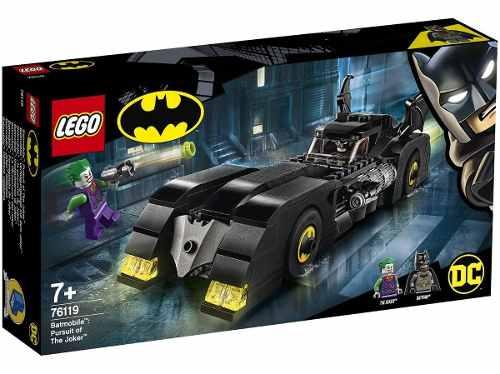 Lego Batman Batmóvel Perseguição Ao Coringa 342 Peças FULL