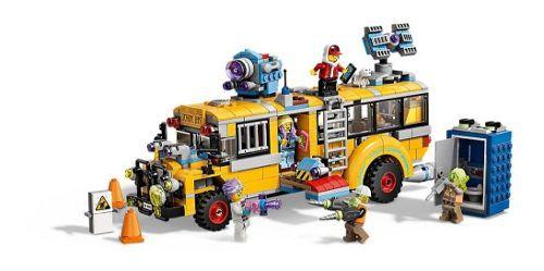 Lego Hidden Side Ônibus Interceptor Paranormal 3000 689 Pçs FULL