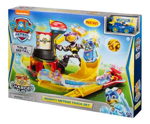 Patrulha Canina Play Set Resgate Mighty Meteor - Sunny 1412 FULL