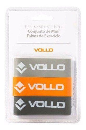 Conjunto De Mini Faixas De Exercício - Vollo Vp1007 FULL