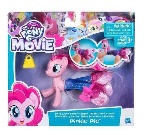 Bonecas My Little Pony The Movie Moda Marinha - Hasbro C0681 FULL