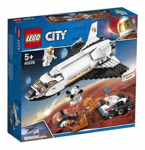 Lego City Ônibus De Pesquisa Em Marte - 60226 - 273 Peças FULL