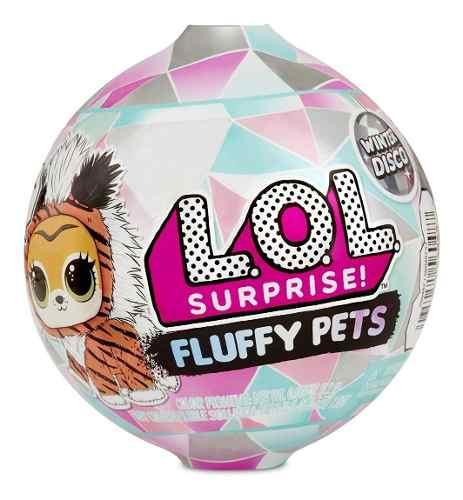 Boneca Lol Fluffy Pets 9 Surpresas - Candide FULL