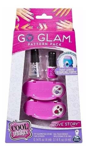 Kit Esmalte Go Glam Nail Pack Infantil Sortido Sunny - 2132 FULL