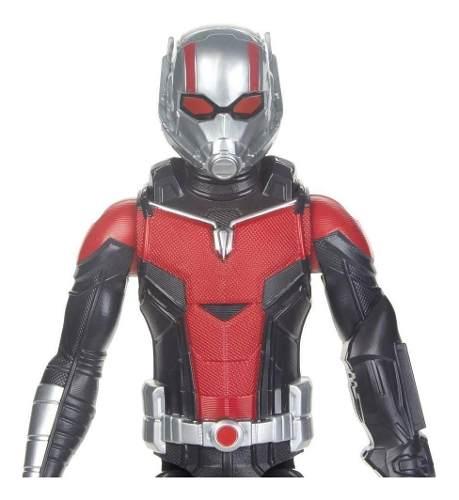 Boneco Homem Formiga Vingadores 30cm Power Fx E3310 - Hasbro FULL
