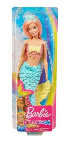 Barbie Sereia Dreamtopia Mattel - Fxt08 FULL
