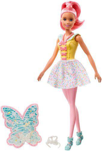 Barbie Fada Dreamtopia Mattel - Fxt00 FULL